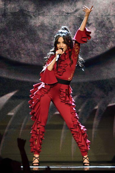 Evolución de estilo de Camila Cabello
