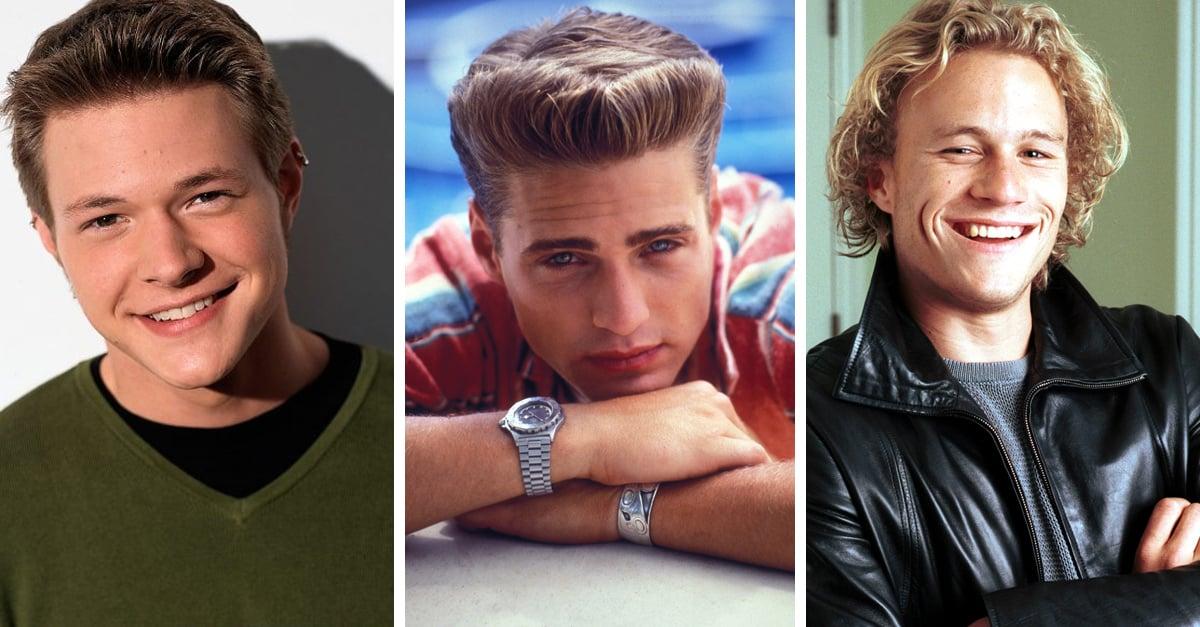 20 Hombres que despertaron bajas pasiones en los 90; algunos lo siguen haciendo
