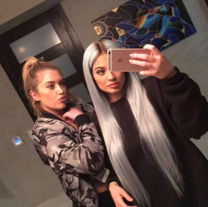 kylie jenner look