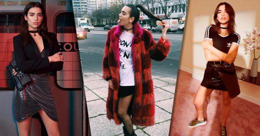 15 Outfits de Dua Lipa para verte tantrendy como esta estrella pop