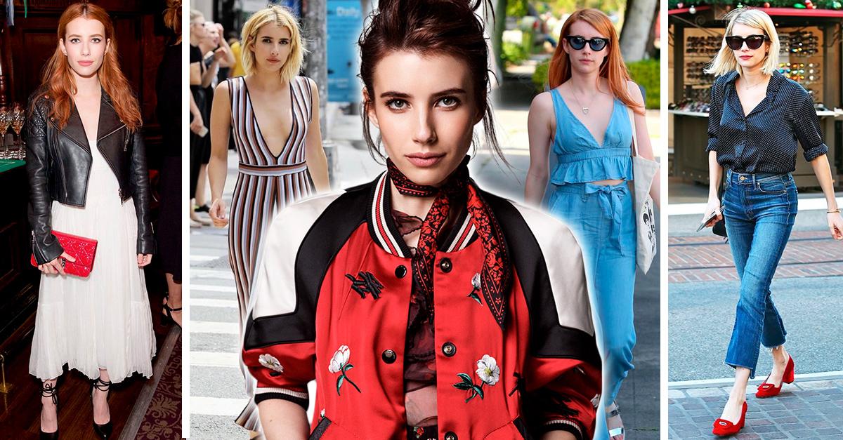 15 Looks de Emma Roberts