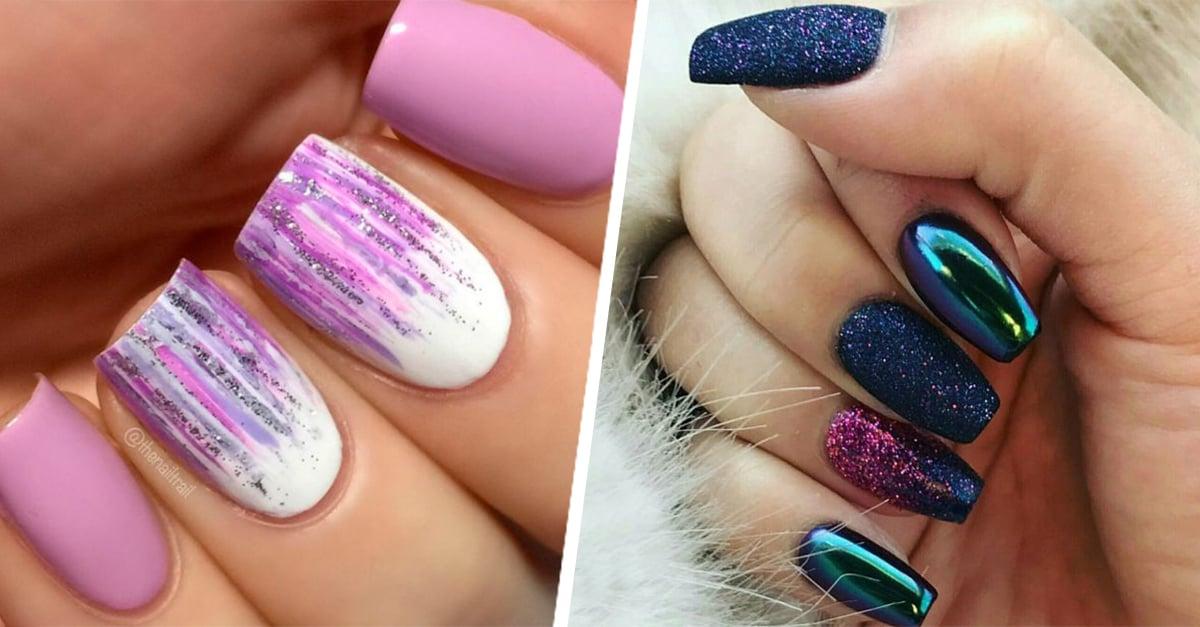 15 Tendencias de uñas para todas las quinceañeras