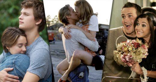 15 Lecciones de amor que aprendimos del cine y la televisión; todas aplican en la vida real