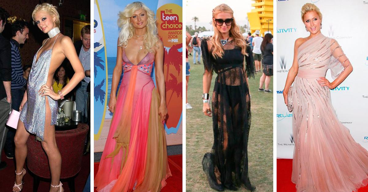 30 Outfits de Paris Hilton que han marcado tendencia en la moda
