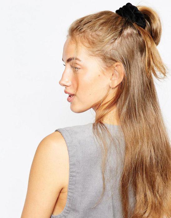 peinados con donas