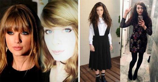 personas que son idénticas a famosos