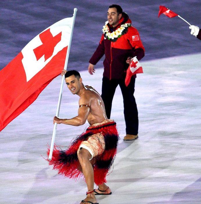 pita taufatofua olimpiadas invierno 2018