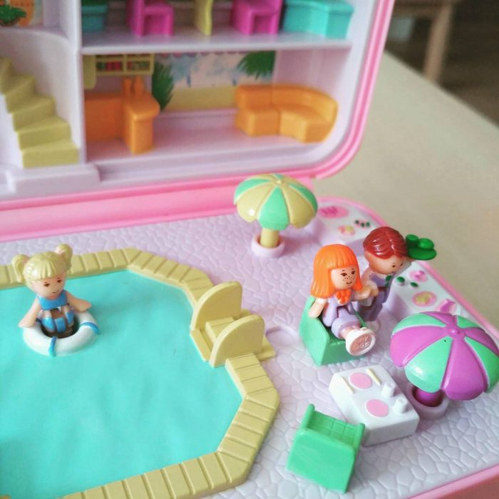 polly pocket vintage