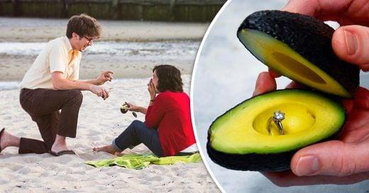 Las propuestas de matrimonio con aguacate han llegado a Instagram