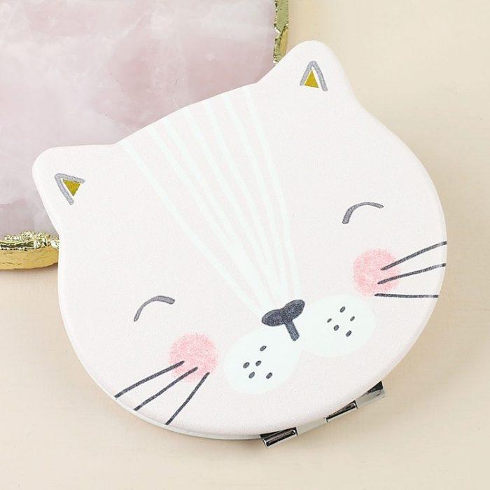 espejo bolso gatito