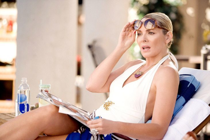 samantha kim cattrall de sex and the city
