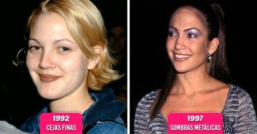 Descubre el maquillaje más usado según tu año de nacimiento; 1985 al 2000