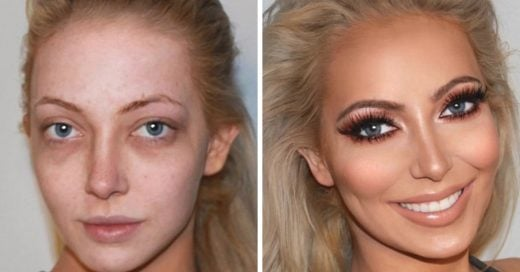 15 Increíbles transformaciones con maquillaje que te invitan a cambiar de look
