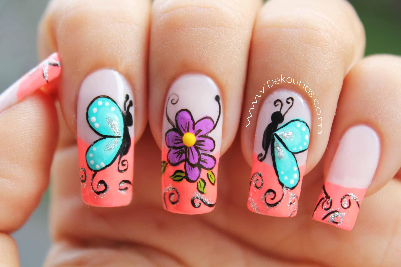 20 Tendencias para uñas perfectas para esta primavera