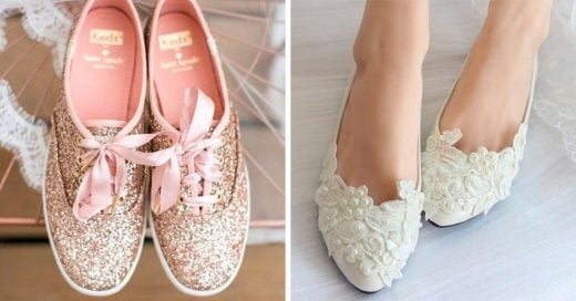15 Zapatos sin tacón que puedes usar en tus XV años y seguir luciendo como una princesa