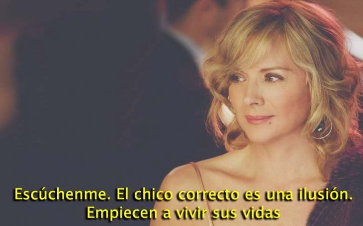 Frases de Samantha Jones