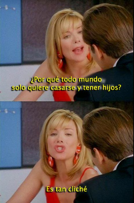 Lecciones de vida de samantha jones