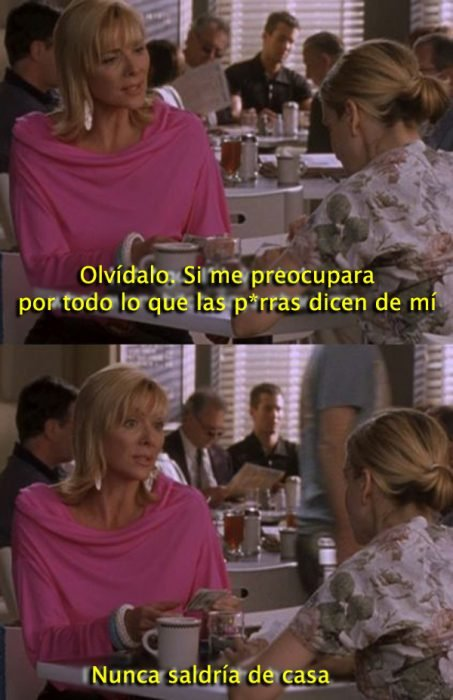 samantha jones frases