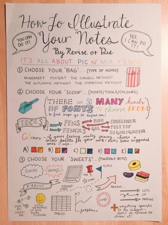 Cool handwritings to learn