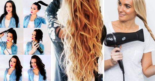 10 Trucos para enchinar tu cabello en 5 minutos
