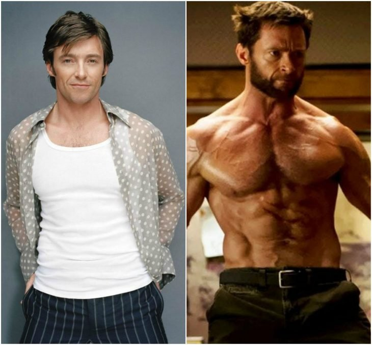 10. Hugh Jackman - Wolverine