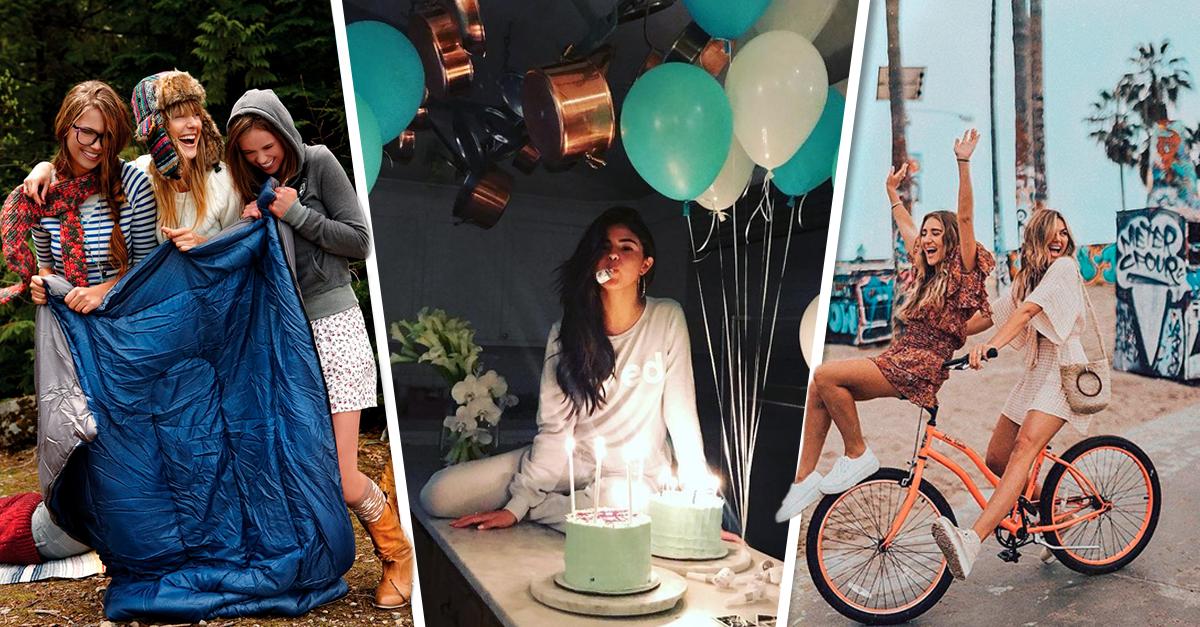 15 cosas que puedes hacer en tu cumpleaños, en lugar de celebrar solo