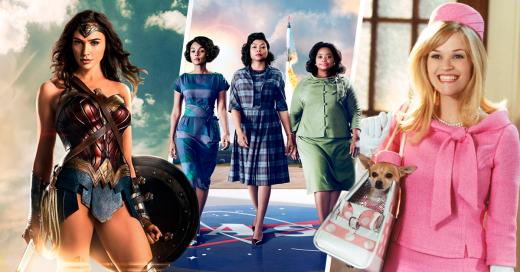 20 Inspiradoras películas de mujeres que te harán recordar la fuerza que llevas dentro