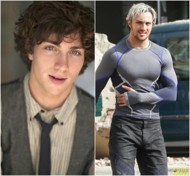 Aaron Taylor - Johnson - Quicksilver