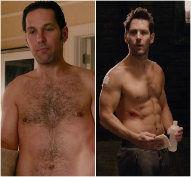 Paul Rudd - Ant Man