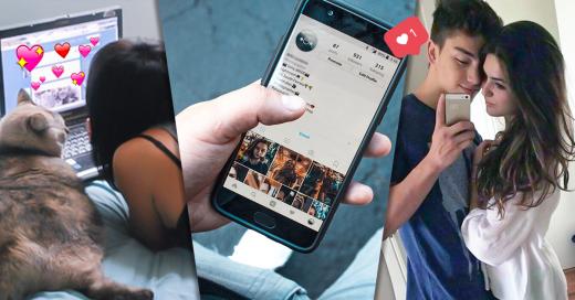 9 Acciones que realiza tu chico a través de las redes sociales que demuestran su amor por ti