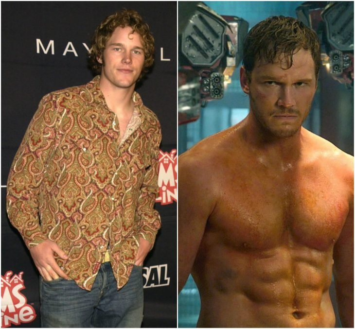 9. Chris Pratt - Star-Lord