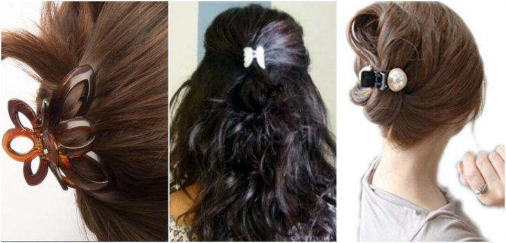 pinzas para el cabello