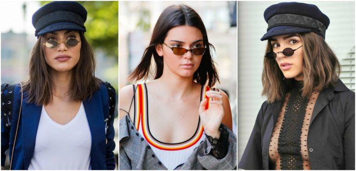 chicas usando gafas de sol
