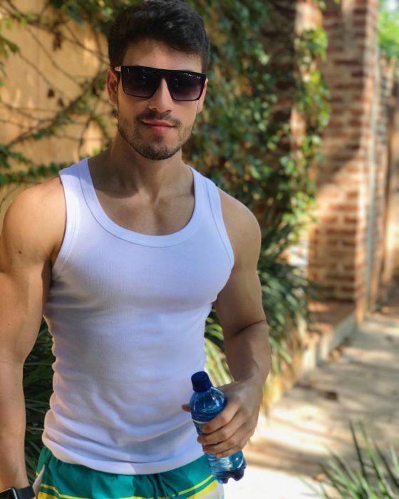 Anderson Felipe modelo brasileño