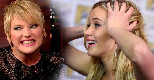 Jennifer Lawrence padece una fobia que le impide tener relaciones sexuales
