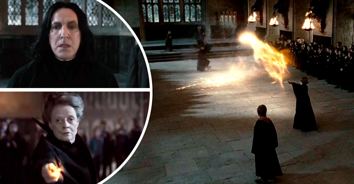 El pequeño detalle que se te escapo y te hara amar mas a Snape