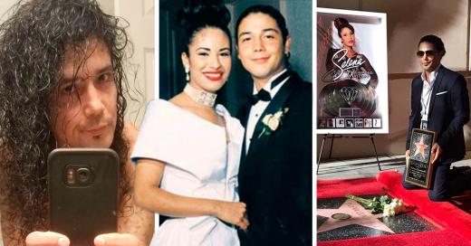 iltran impactantes imagenes del esposo de Selene 20 años despues