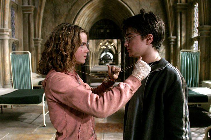 Escena de la película Harry Potter y el pricionero de askaban