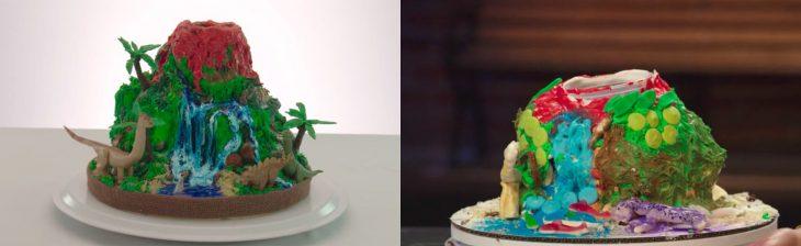 Pasteles que aparecen en la nueva serie de netflix