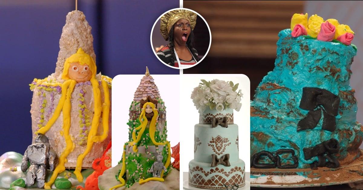 La intención es lo que cuenta es una serie llena de pasteles