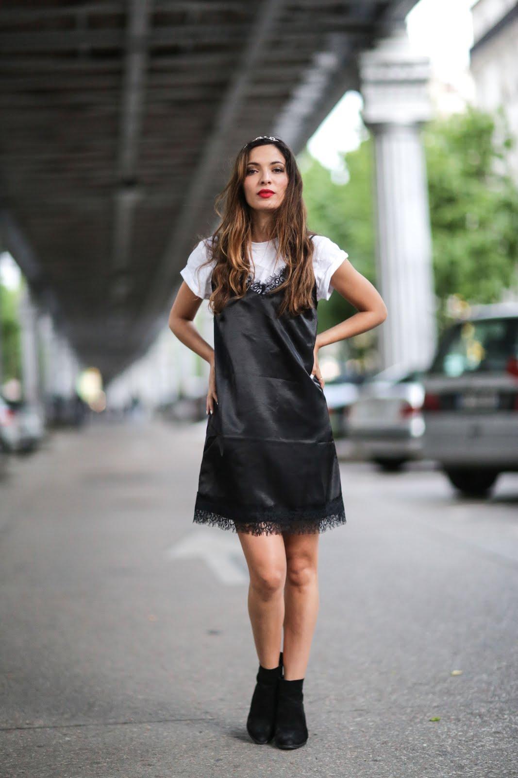 15 Looks Para Combinar De Manera Diferente Un Vestido Negro