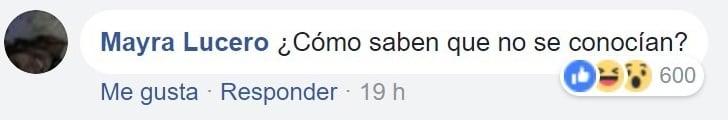 comentario en Facebook Nick Jonas
