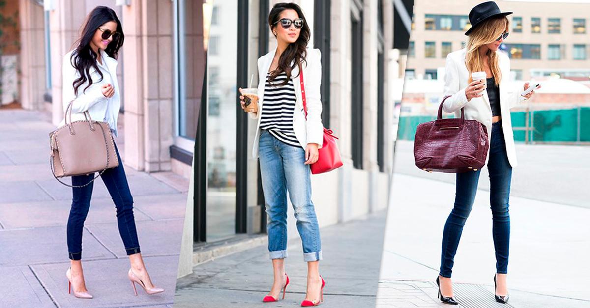 Razones por las que los stilettos son zapatos