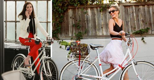 Te imaginas que te pagaran por ir al trabajo en bici