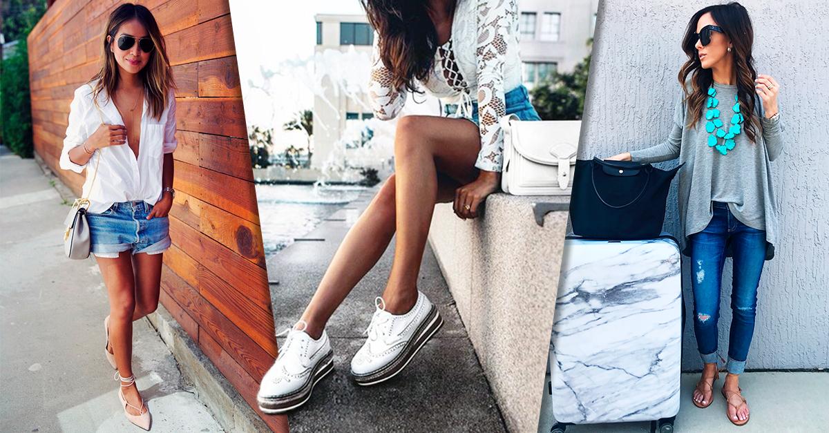 Tipos de zapatos que no te pueden faltar en tu closet