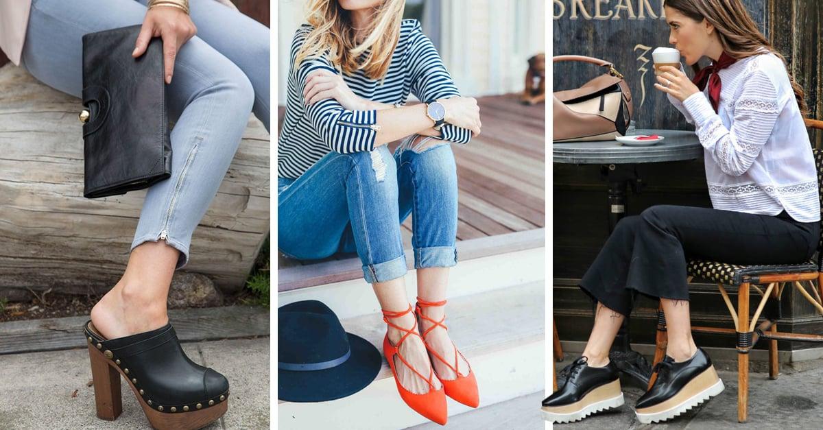 15 Zapatos lindos y frescos que puedes usar en primavera si odias las sandalias