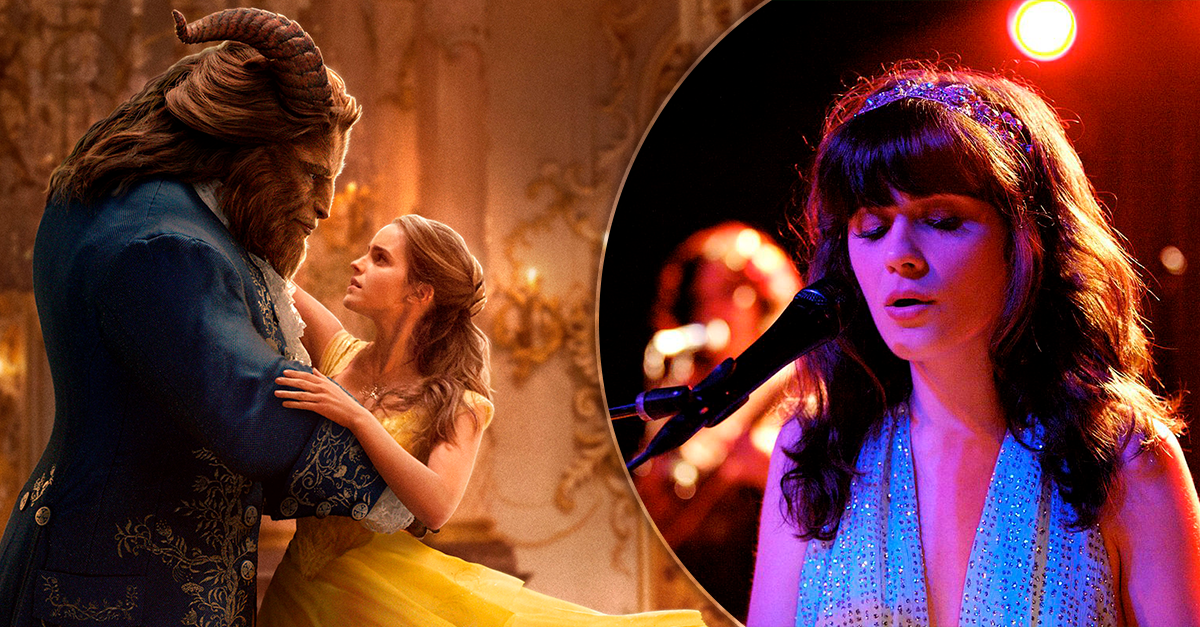 Zooey Deschanel is playing the beloved Disney Princess at the Hollywood Bowl