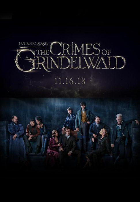 animales fantásticos y los crímenes de Grindelwald