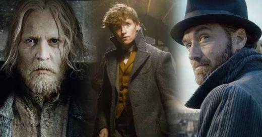 Este es el adelanto más esperado del año 'Animales Fantásticos: Los crímenes de Grindelwald'