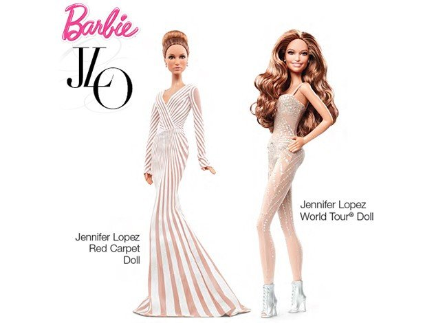 barbies jennifer lopez